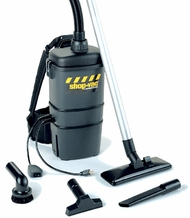 Shop-Vac 2850010 2.0 HP Back Pack Vacuum Cleaner