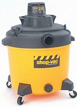 Shop-Vac 6101610 2.0 HP / 16 Gl. Contractor Wet / Dry Vacuum