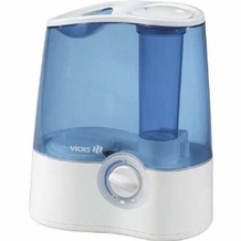 Vicks V5100-NS 1.2 Gallon Ultrasonic Humidifier