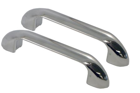 Double Sided Door Pull for Accurate Metal or Laminate Partitions
