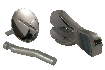 ADA Latch Knob and Cover with Offset Pin