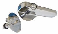 ADA Latch Knob and Cover - New Style