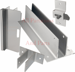 Aluminum Partition Hardware