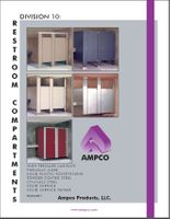 AMPCO Toilet Partitions Catalog