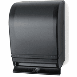 Roll Type Push Bar Towel Dispenser with Auto-Transfer