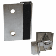 Bumper for Concealed Latch Cover Plate Kit