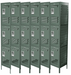 Competitor Collection Metal Lockers