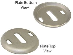 Concealed Mounting Plate