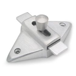 Diamond Shape Latch Cast Stainless Steel