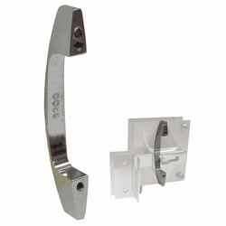 Door Pull for Conclealed Latch Cover Plate Kit