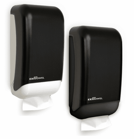ExiTowel Mini Paper Towel Dispenser or Refill