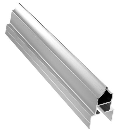 """Type B Headrail Over Pilaster Type for 3/4"""" or 1"""" Thick Pilasters"""