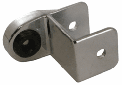 Keeper Bumper, Square Edge, Outswing