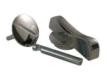 ADA Latch Knob and Cover with Straight Pin