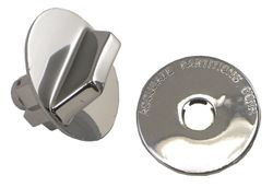 Accurate Old Style Standard Latch Knob and Cover Set for Metal
