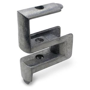 Top Hinge Casting for Metal Partitions