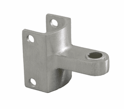 Accurate Old Style Top Hinge in Stainless Steel for Metal