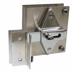 Concealed Latch Cover Plate Fix - It - Kit