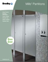 Mills/Bradley Toilet Partition Catalog