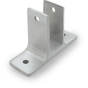 "Panel/ Pilaster 2 Ear Bracket, 1.5"" High"