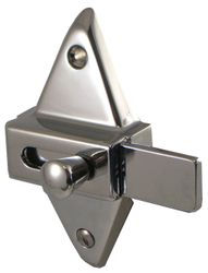 Slide Bolt Latch, Diamond Shaped