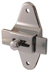 Slide Bolt Latch, Oval Shaped