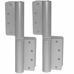 Wrap Around Aluminum Hinge Sets for Solid Plastic