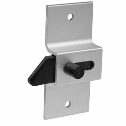 Latch for Solid Plastic