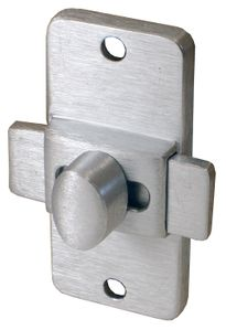 Solid Plastic Latch, Old Style