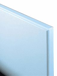 Solid Polymer Urinal Screens