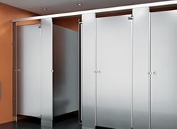 Stainless Steel Stalls