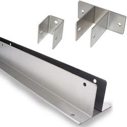 Stamped Stainless Steel Brackets