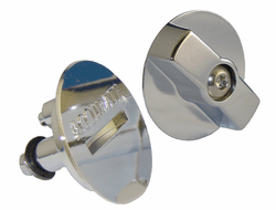 Standard Latch Knob and Cover - New Style