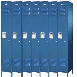 Traditional  Collection Metal Lockers