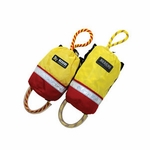 """RescueTECH 3/8"""" Pro Poly Deluxe Water Rescue Throw Bag"""