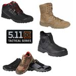 5.11 Boots and Footwear