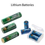 ASP Lithium Battery with Link Case
