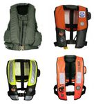 Inflatable Vests and PFDs