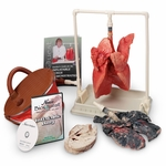 BioQuest� Inflatable Lung Comparison Kit and Teacher Instructional Video