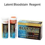 Bluestar Latent Bloodstain Reagent (4 or 8 Sets of Package)