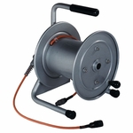 Con-Space Cable / Air Hose Reel without Wheels