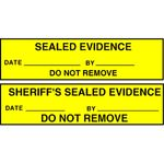 Evidence Integrity Labels and Tapes