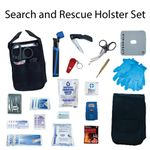 Search & Rescue First Responder Holster Set