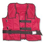 Simulaids IAFF Fire Fighters Weighted Training Vest