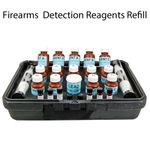 Firearms Residue Detection Reagents Refill Kit  Only
