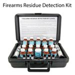 Firearms Residue Lead Detection Kit