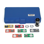 Handwriting Analysis Instrument with 16 Reticles