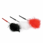 Lightning Marabou Feather Dusters