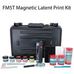 Master FM5T Fluorescent Magnetic Latent Print Kit