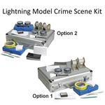 Lightning Model 100 or100+ Crime Scene Kits